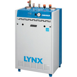 LX-120CB, 92,000 BTU Output Comb Condensing Boiler (Nat Gas) Product Image