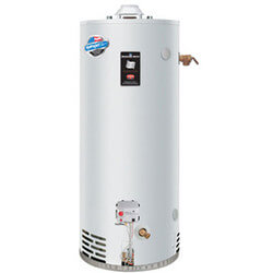 75 Gallon - 76,000 BTU Atmospheric Vent Extra Recovery Energy Saver Residential Water Heater (LP Gas)