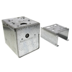 Two-Position Damper Actuator w/ Spring Return (20 lb-in)