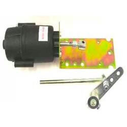 "Pneumatic Damper Actuator with 1/2"" Linkage & Bracket (10-15 PSI) Product Image"