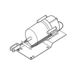 Pneumatic Damper Actuator w/ Ball Joint<br>& Bracket Product Image