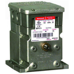 Modutrol IV Motor linear feedback w/ 2 Aux. Switches 300 lb-in Product Image