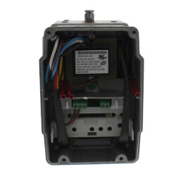24/120/240V Non-Spring Return Foot Mounted Actuator w/ 2 Internal Aux. switches, 150 lb-in. torque