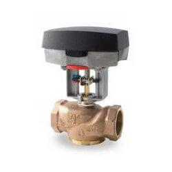NSR Globe Valve Actuator 180 lbf w/ 2 SPDT Switches Product Image