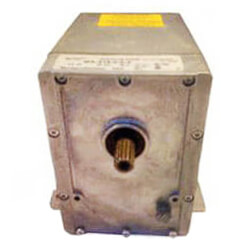 60 lb-in. Actuator<br>w/ Aux. Switch 90 degree Product Image