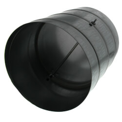"14"" Round<br>Modulating Damper Product Image"