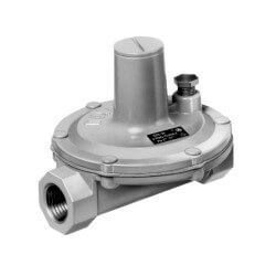 "1/2"" Lever Acting Gas Regulator (140,000 BTU)"