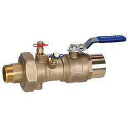 "3/4"" Swt MB Reduced Body Venturi Balancing Valve, 1.3-4.0 GPM (5.9 Cv) Product Image"