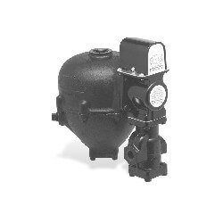 247-2-M, Mechanical Water Feeder w/ LWCO Function <br>w/ Manual Reset Product Image