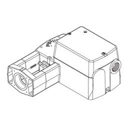 105 lb-in Floating<br>Damper Actuator<br>w/ 10' Plenum Cable (24V) Product Image
