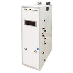 118,750 BTU Output Mascot LX, Combi Water Tube Boiler (NG or LP) Product Image