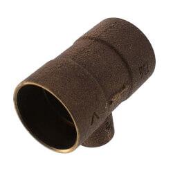 """1-1/4"""" x 1/2"""" Bronze Monoflo Tee Product Image"""