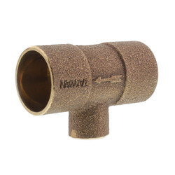 """1"""" x 1/2"""" Bronze Monoflo Tee Product Image"""