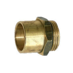 """Supply/Return Adapter to 1"""" & 1-1/4"""" Copper Product Image"""
