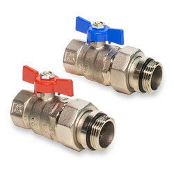 Isolation Union Ball Valve (Pair)