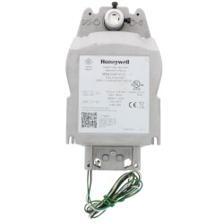 Fast Acting, Two-Position Spring Return Actuator (CW & CCW, 120V, 30 lb-in) Product Image