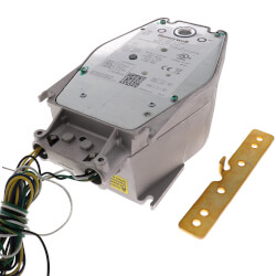 Universal Fire and Smoke Damper Actuator (80 lb-in) Product Image