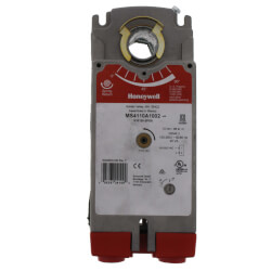 Two Position Damper Actuator w/ Spring Return (88 lb-in) Product Image