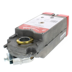 Two Position Damper Actuator w/ Spring Return for HVAC (175 lb-in)