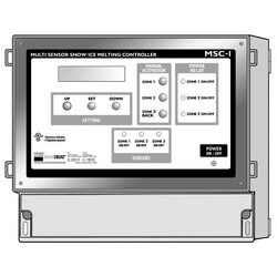Control Panel w/ TS-1 Temp Sensor for Snow & Ice Melting Installations Product Image