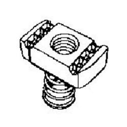 """1/2"""" Strut Nut<br>(Regular Spring) Product Image"""