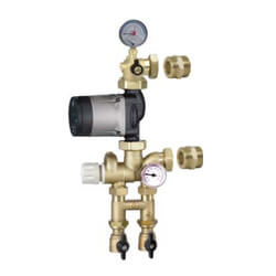 Thermostatic Mixing Station w/ UPS15-58FC Pump Product Image