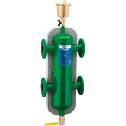 """HydroCal 4"""" ANSI Flange<br>3-in-1 Air, Dirt & Hydraulic Separator (ASME & CRN) Product Image"""