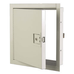 "14"" x 14"" KRP-250FR Fire Rated Access Door for Walls (Steel) Product Image"