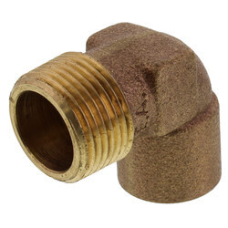 """3/4"""" CxM 90° Elbow (Lead Free) Product Image"""