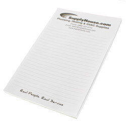 SupplyHouse Notepad