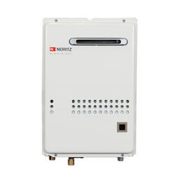 NRC661 120,000 BTU Outdoor Vent Condensing Tankless Heater (NG) Product Image