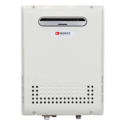 NRC98OD 180,000 BTU Outdoor Vent Condens. Tankless Heater (NG) Product Image