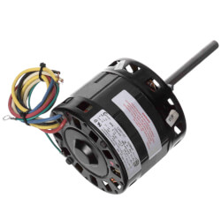 """5-5/8"""" OEM Replacement Motor (115V, 1050 RPM, 1/5 HP) Product Image"""