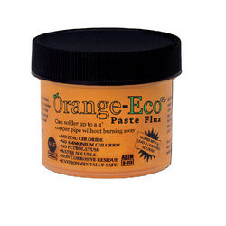 Orange-Eco Paste Flux (8 Oz.)