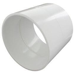 "10"" PVC DWV Coupling Product Image"