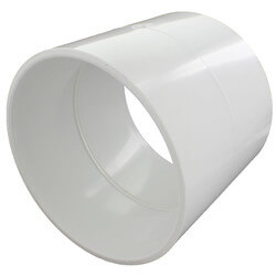 "12"" PVC DWV Coupling Product Image"