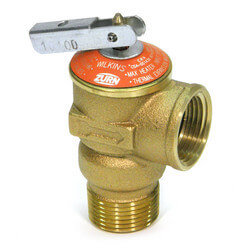 Wilkins 125 PSI Relief Valve