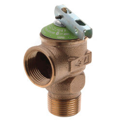 Wilkins 30 PSI<br>Relief Valve (Lead Free) Product Image