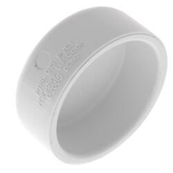 "1-1/2"" PVC DWV Cap"