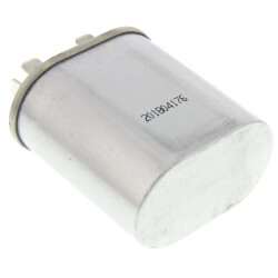 370V Oval Run Capacitor<br>7.5 MFD Product Image