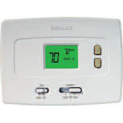 Totaline Easy Non-Programmable 2H/1C Heat Pump Thermostat