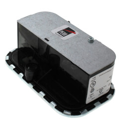 """Sensitive Differential Pressure Switch (0.05"""" to 5.0"""" WC) Product Image"""
