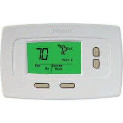 Totaline Smart Non-Programmable 2H/2C Thermostat