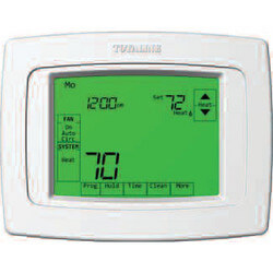 Totaline Deluxe Prog. 1H/1C Touchscreen Thermostat Product Image