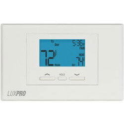 Programmable Thermostat<br>5/2 Programming<br>(2 Heat - 1 Cool) Product Image