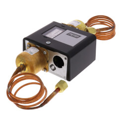 """Differential Pressure Control, SPDT Differential w/ 36"""" Capillary Product Image"""