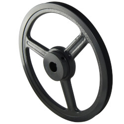 "11.93"" OD Stock AL & AM Pulleys for 4L/A Belts Product Image"