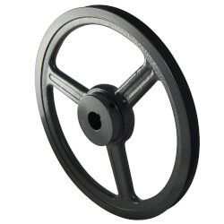 "6.93"" OD Stock AL & AM Pulleys for 4L/A Belts Product Image"