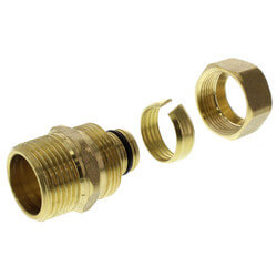 "5/8"" PEX-AL-PEX Comp x 3/4"" MNPT Adapter Product Image"