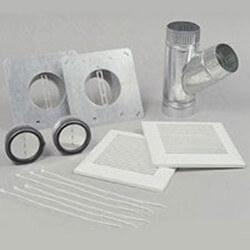 "WhisperLine Installation Kit, 6"" - 4"" Double Pick Up Product Image"